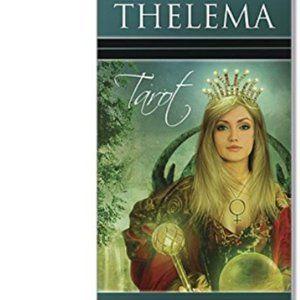 2/$20 Thelema Dream Tarot Lo Scarabo